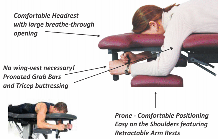 Prone Treatment Decompression Therapy